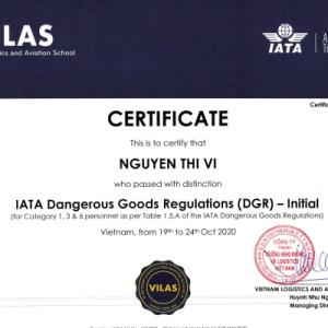 IATA DG Cargo