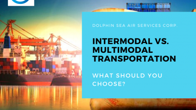 Intermodal Vs. Multimodal Transportation - What Should You Choose?