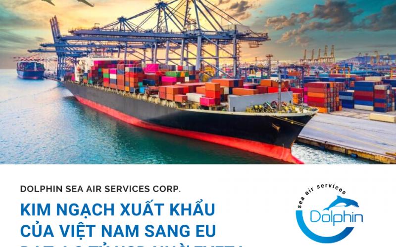 Vietnam's Exports to the EU reaches nearly 4.8 billion USD thanks to EVFTA