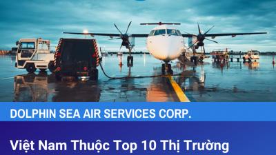 Vietnam Among World's 10 Largest Aviation Markets