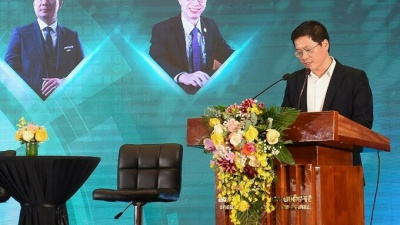 President / CEO of Dolphin Sea Air Services Corp. Gave Opening Speech at The Economic Conference 2021