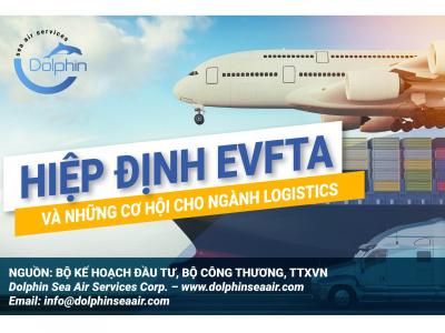 [Infographic] Tổng hợp thông tin về hiệp định EVFTA và những cơ hội cho ngành Logistics [English updating]