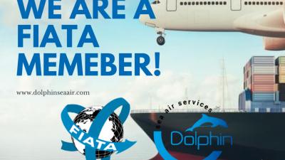 Dolphin Sea Air Services Corp. Obtains FIATA Membership